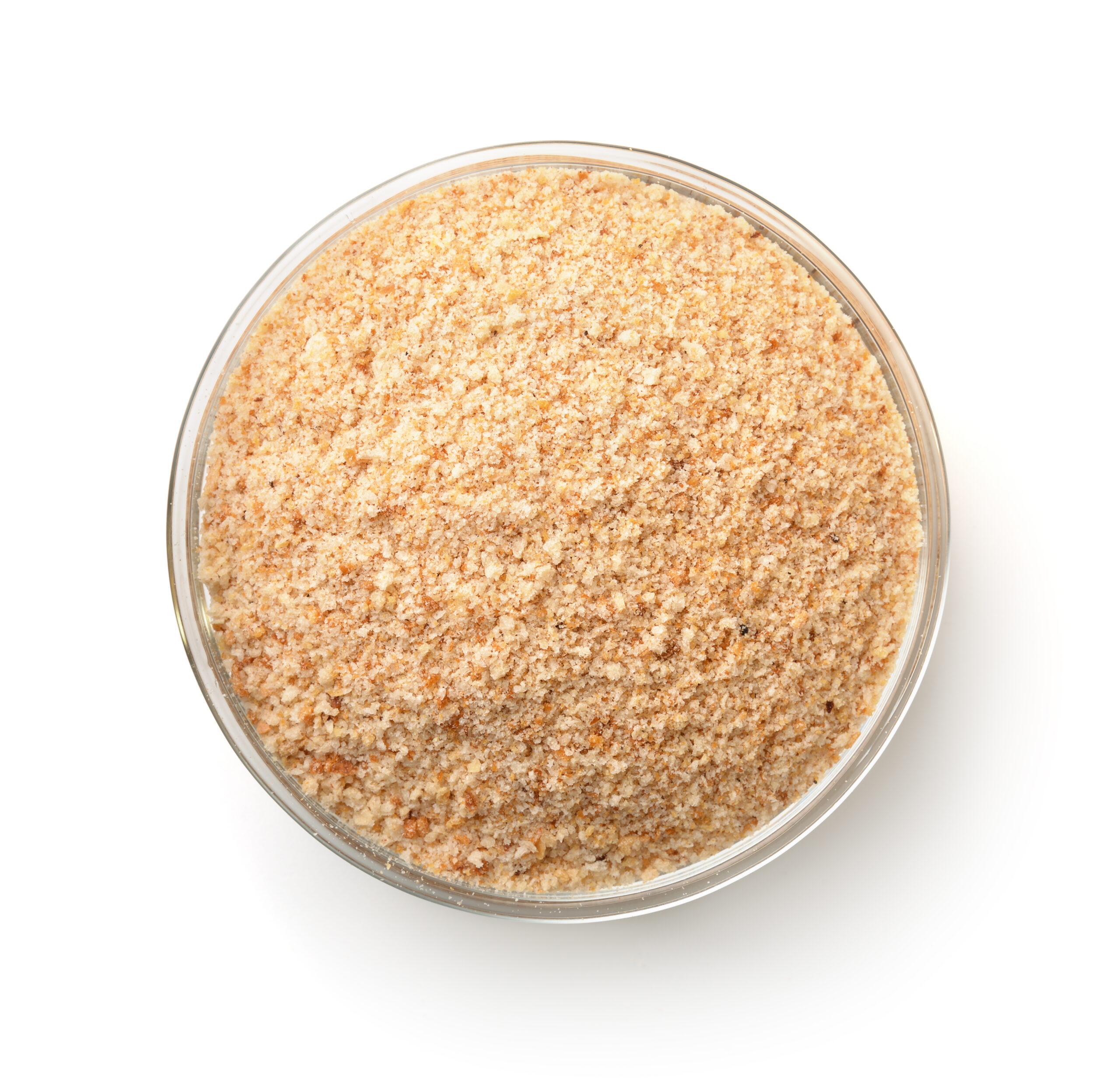 Almond Cracker Crumbs