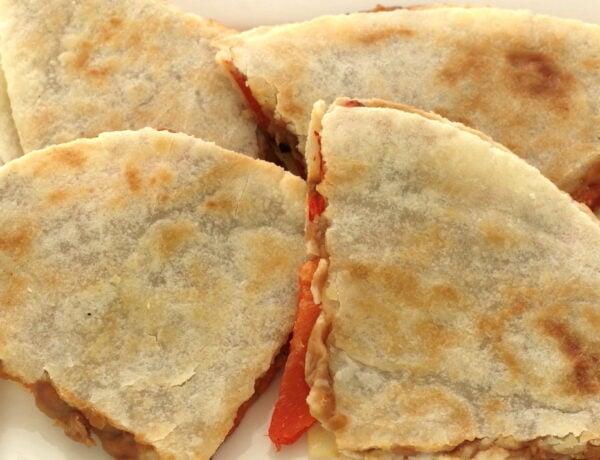Gluten-Free Plant Quesadillas