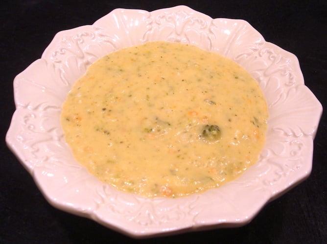 Cream of Vegetable
