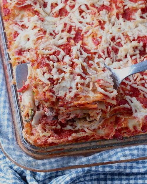 Lasagna's Gone Spiral